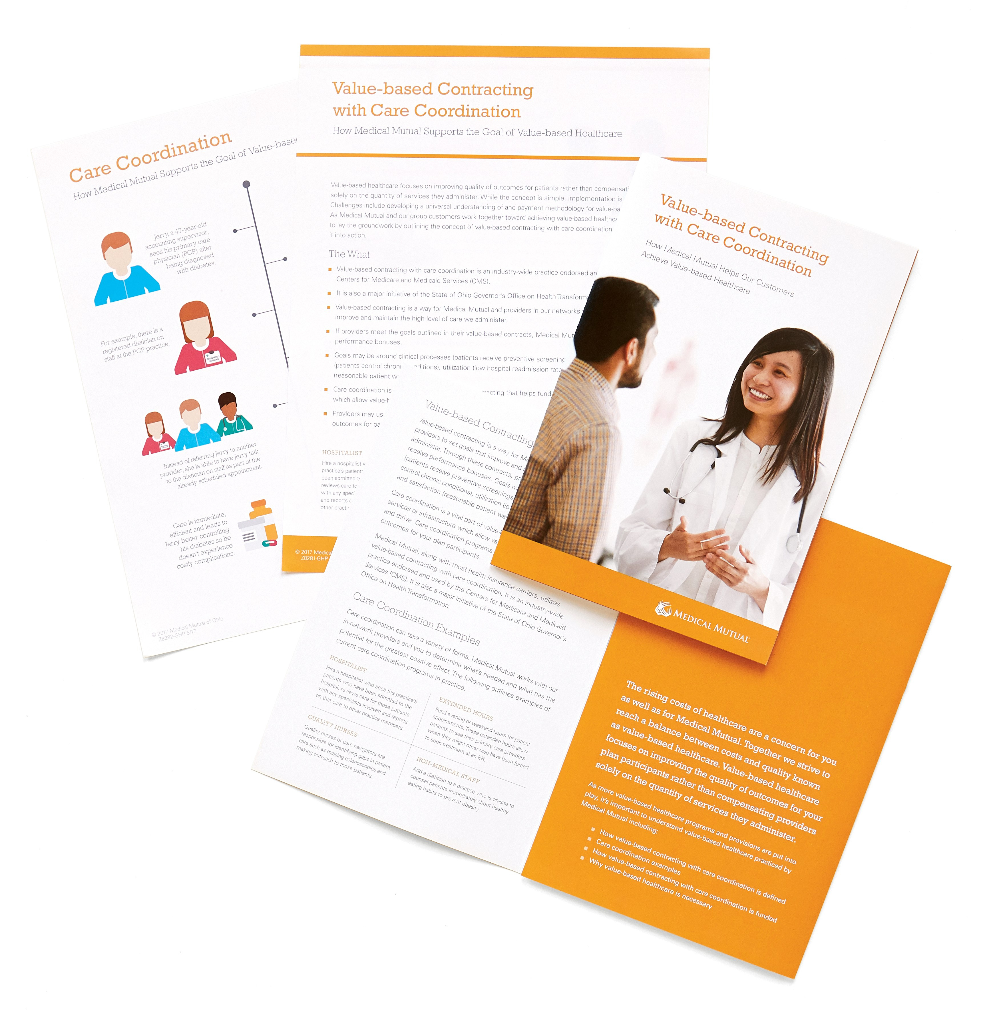 Value-based Contracting with Care Coordination Materials
